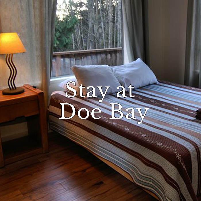 Doe Bay Orcas island