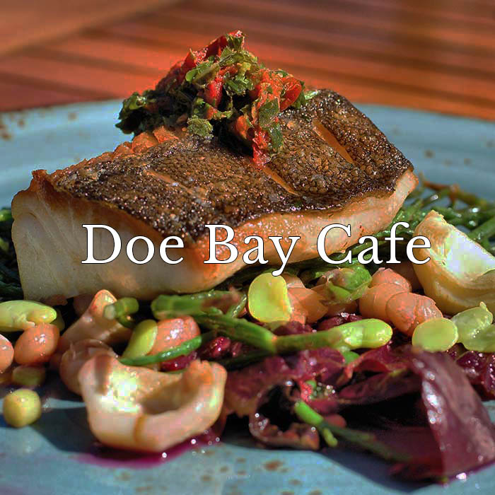 Doe Bay Cafe
