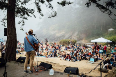 Doe Bay Fest Otters Cove